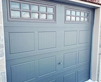 Traditional Single Garage Door Kitchener Waterloo Garage Door Repair