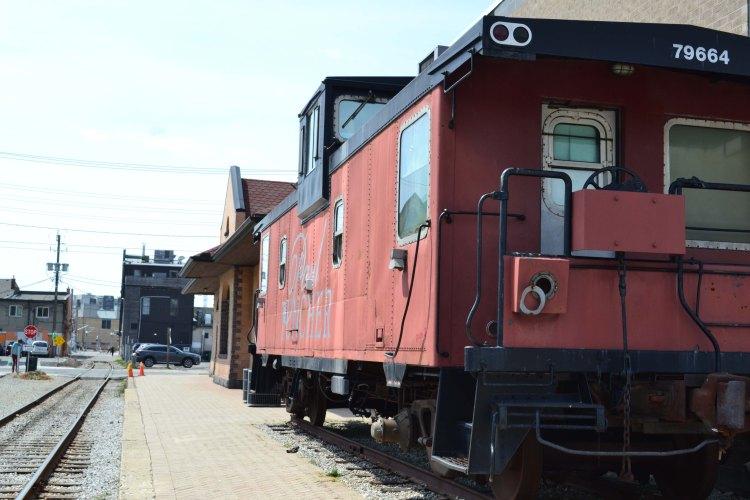 Old Railroad Waterloo 121