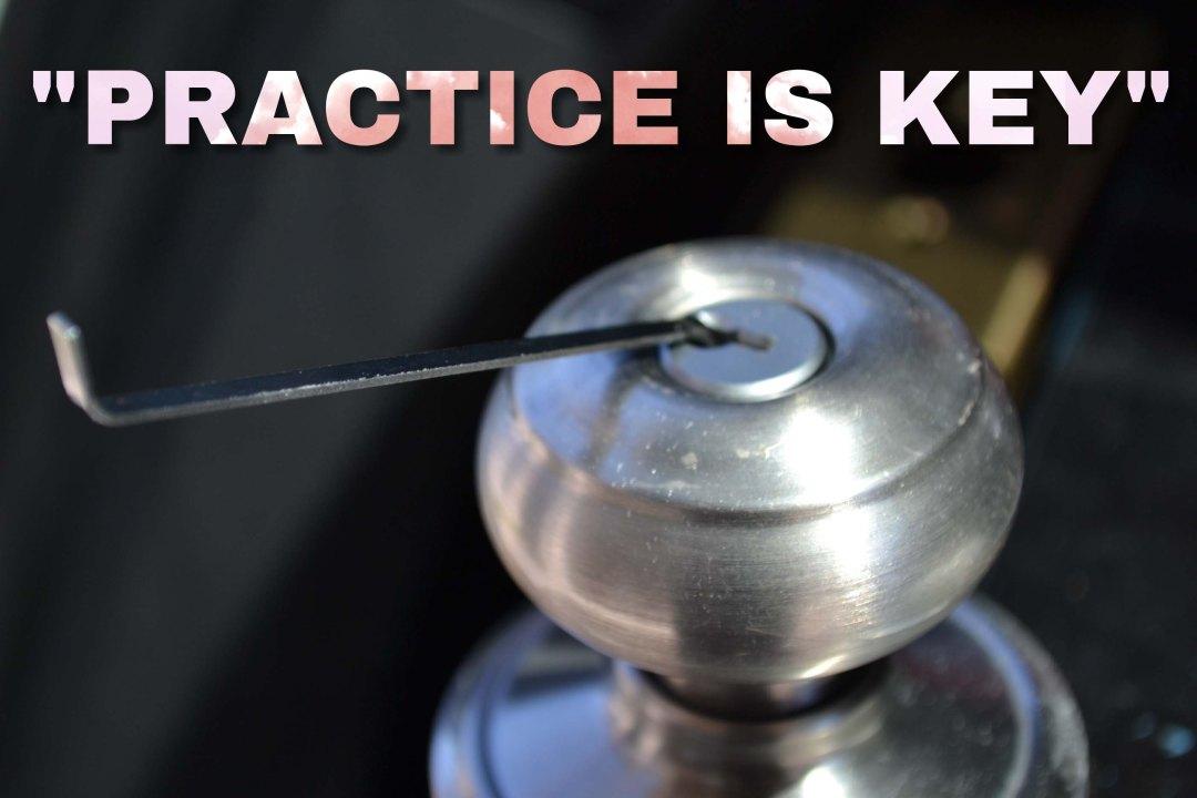 Practice Is Everything, Multipurpose Locksmith in Waterloo